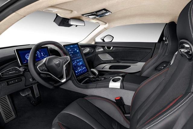 Qiantu K50 - Siêu xe Trung Quốc giá rẻ lai giữa BMW i8 và Audi R8 chốt ngày ra mắt - Ảnh 7.
