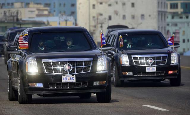 Chi phí kinh khủng của đoàn xe Tổng thống Mỹ: Tiêu tốn hết 1 triệu đồng mỗi giây? - Ảnh 2.