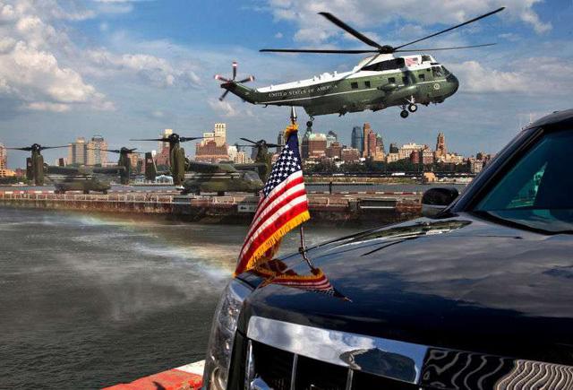 Chi phí kinh khủng của đoàn xe Tổng thống Mỹ: Tiêu tốn hết 1 triệu đồng mỗi giây? - Ảnh 10.