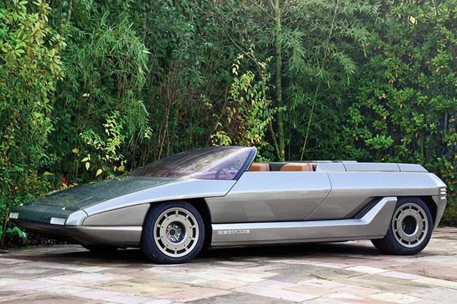 5 concept Lamborghini xấu xí nhất từng được sản xuất - Ảnh 2.