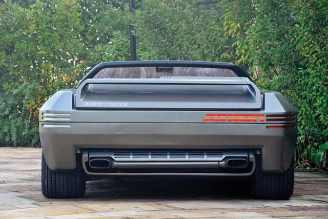5 concept Lamborghini xấu xí nhất từng được sản xuất - Ảnh 3.
