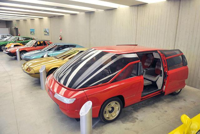 5 concept Lamborghini xấu xí nhất từng được sản xuất - Ảnh 4.