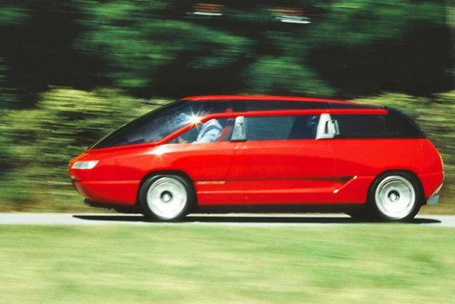 5 concept Lamborghini xấu xí nhất từng được sản xuất - Ảnh 5.