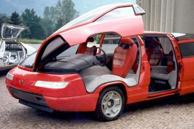 5 concept Lamborghini xấu xí nhất từng được sản xuất - Ảnh 6.