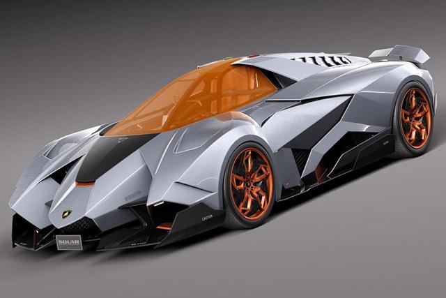 5 concept Lamborghini xấu xí nhất từng được sản xuất - Ảnh 7.