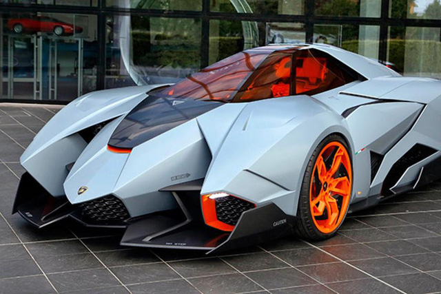 5 concept Lamborghini xấu xí nhất từng được sản xuất - Ảnh 8.
