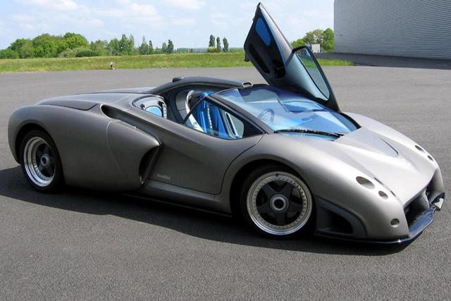 5 concept Lamborghini xấu xí nhất từng được sản xuất - Ảnh 13.