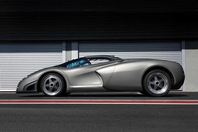 5 concept Lamborghini xấu xí nhất từng được sản xuất - Ảnh 12.