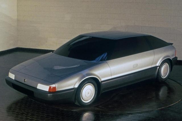 5 concept Lamborghini xấu xí nhất từng được sản xuất - Ảnh 10.