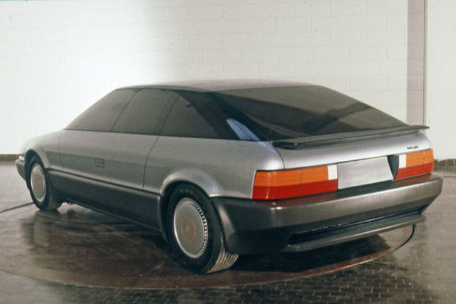 5 concept Lamborghini xấu xí nhất từng được sản xuất - Ảnh 11.