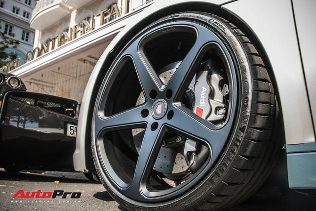 Sau tin đồn bán xe, Cường Đô La và Đàm Thu Trang xuất hiện cùng chiếc Audi R8 V10 Plus - Ảnh 7.