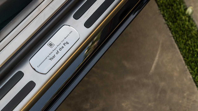 Rolls-Royce giới thiệu phiên bản Năm con lợn: Liệu đại gia Việt nào sẽ mạnh tay vung tiền? - Ảnh 7.
