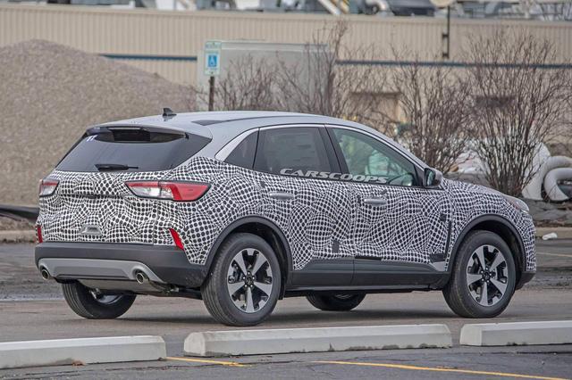 Biết gì về Ford Escape 2020 ra mắt giữa năm nay cạnh tranh Honda CR-V, Mazda CX-5? - Ảnh 7.