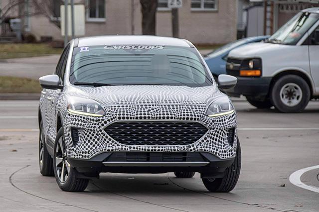 Biết gì về Ford Escape 2020 ra mắt giữa năm nay cạnh tranh Honda CR-V, Mazda CX-5? - Ảnh 3.