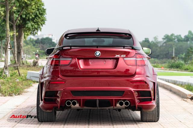Lột xác từ trong ra ngoài, BMW X6 2008 vẫn chỉ có giá hơn 700 triệu đồng - Ảnh 5.