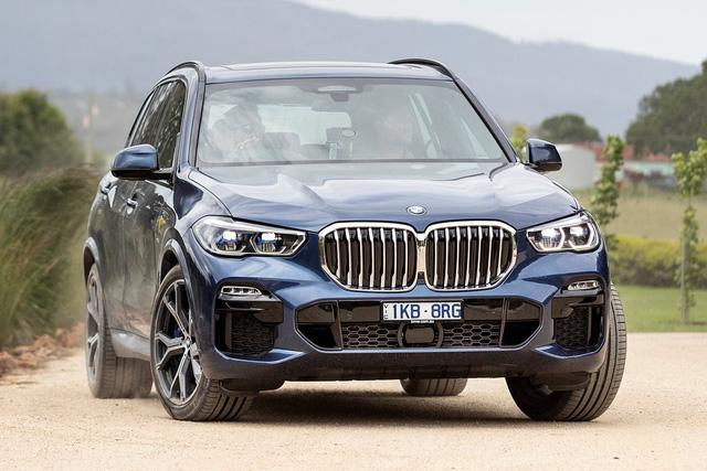 Bộ đôi SUV mới của BMW sẽ về Việt Nam vào sau Tết, đấu Mercedes-Benz GLC và GLE - Ảnh 4.