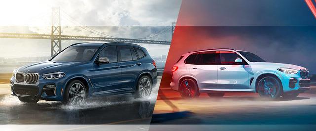 Bộ đôi SUV mới của BMW sẽ về Việt Nam vào sau Tết, đấu Mercedes-Benz GLC và GLE - Ảnh 1.