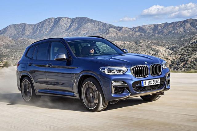 Bộ đôi SUV mới của BMW sẽ về Việt Nam vào sau Tết, đấu Mercedes-Benz GLC và GLE - Ảnh 2.