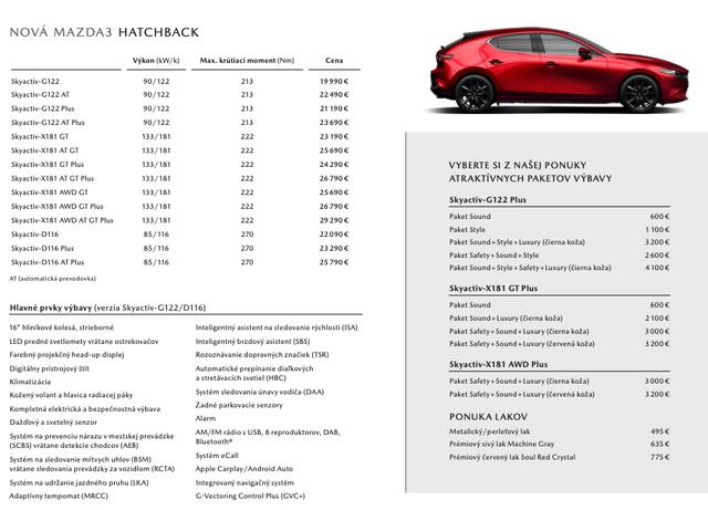 Lộ thông số động cơ xăng mới trên Mazda3 2019: Mạnh hơn, ăn ít nhiên liệu như máy dầu - Ảnh 1.