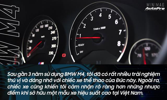 Người dùng đánh giá BMW M4 F82 sau gần 3 năm sử dụng: Kén người chơi bởi không phải ai cũng chơi được! - Ảnh 1.