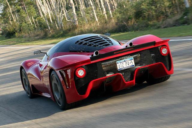 Những mẫu xe Ferrari cả đời ta cũng không thể gặp được một lần - Ảnh 2.