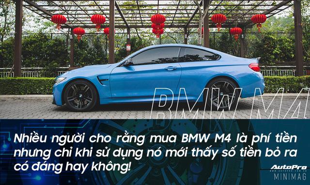 Người dùng đánh giá BMW M4 F82 sau gần 3 năm sử dụng: Kén người chơi bởi không phải ai cũng chơi được! - Ảnh 2.