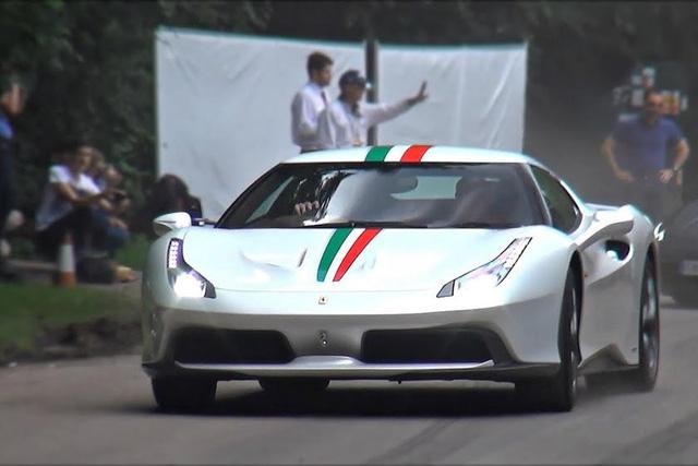 Những mẫu xe Ferrari cả đời ta cũng không thể gặp được một lần - Ảnh 9.