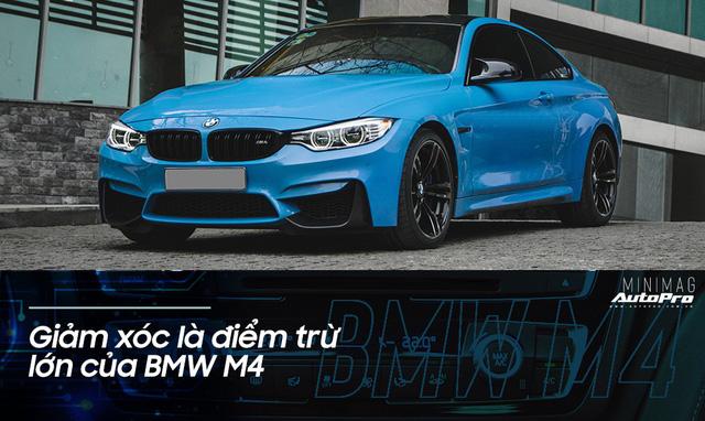 Người dùng đánh giá BMW M4 F82 sau gần 3 năm sử dụng: Kén người chơi bởi không phải ai cũng chơi được! - Ảnh 5.