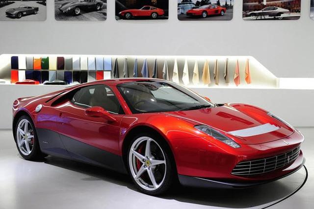 Những mẫu xe Ferrari cả đời ta cũng không thể gặp được một lần - Ảnh 12.