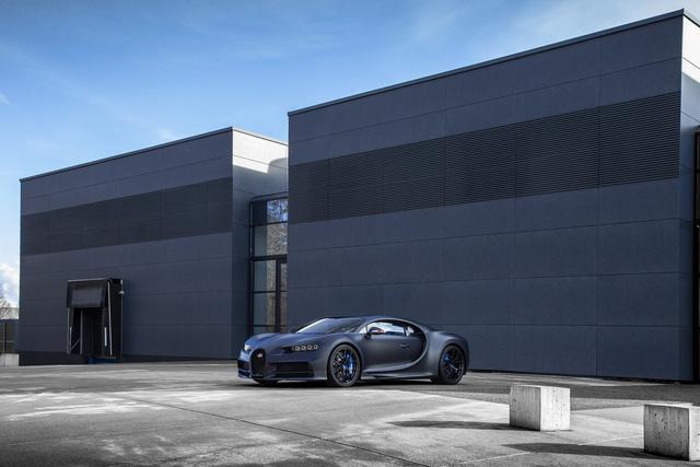 Bugatti trình làng Chiron Sport mỹ miều kỷ niệm sinh nhật thứ 110 - Ảnh 1.