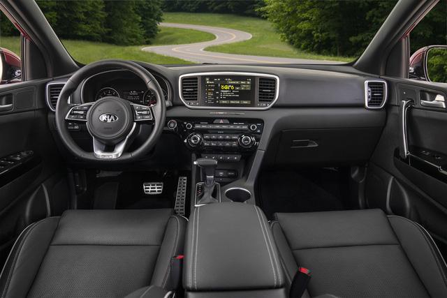 Kia Sportage tung phiên bản mới đấu Mazda CX-5 - Ảnh 3.