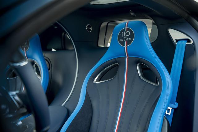 Bugatti trình làng Chiron Sport mỹ miều kỷ niệm sinh nhật thứ 110 - Ảnh 6.