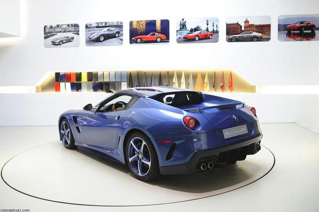 Những mẫu xe Ferrari cả đời ta cũng không thể gặp được một lần - Ảnh 20.