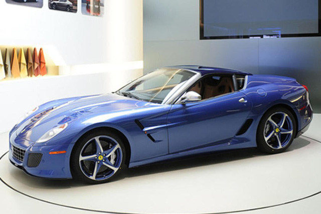Những mẫu xe Ferrari cả đời ta cũng không thể gặp được một lần - Ảnh 19.