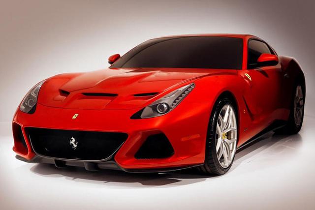 Những mẫu xe Ferrari cả đời ta cũng không thể gặp được một lần - Ảnh 24.