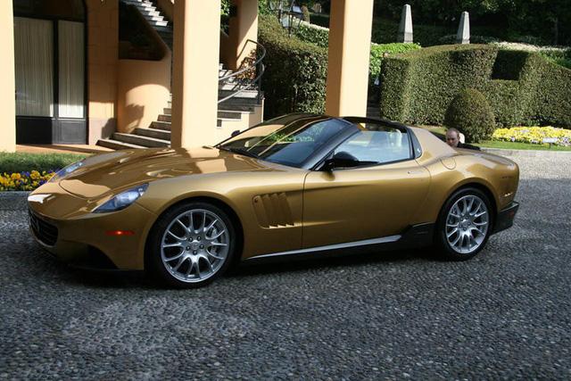 Những mẫu xe Ferrari cả đời ta cũng không thể gặp được một lần - Ảnh 26.