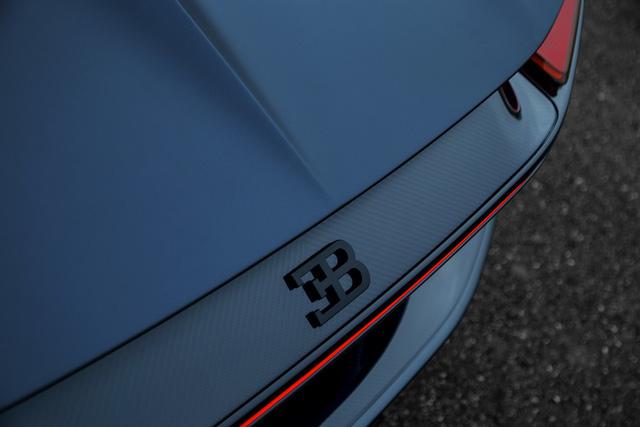 Bugatti trình làng Chiron Sport mỹ miều kỷ niệm sinh nhật thứ 110 - Ảnh 4.