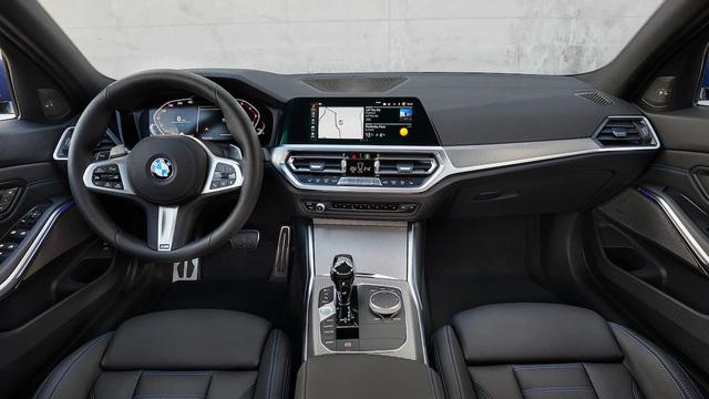 4 công nghệ ấn tượng trên BMW 3-Series 2019 sắp ra mắt Việt Nam - Ảnh 5.