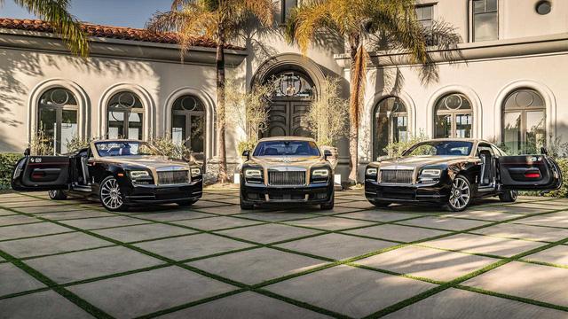 Rolls-Royce: Chúng tôi chắc chắn đã chết nếu không có BMW - Ảnh 1.