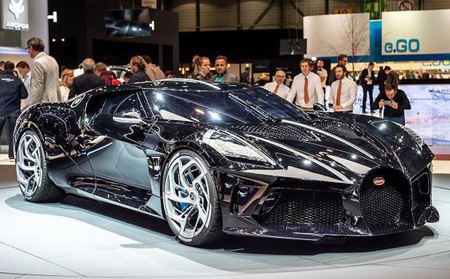 Siêu xe đắt nhất thế giới đã có người mua - Ảnh 1.