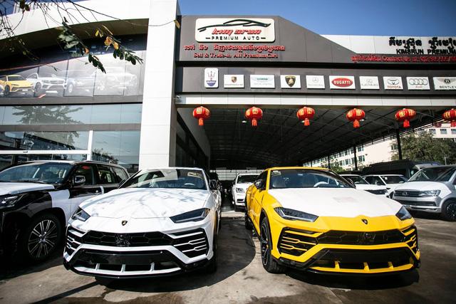 Một vòng tham quan những showroom siêu xe, xe siêu sang đại gia Campuchia thường lui tới - Ảnh 1.