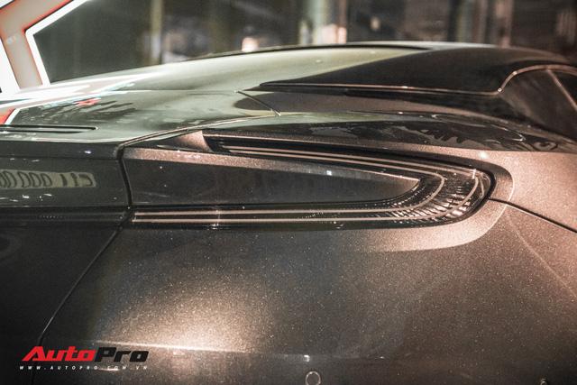 Aston Martin DB11 V8 lại xuất hiện cùng Mercedes-AMG SLS GT Final Edition của nhà chồng Hà Tăng, tuy nhiên lần này lại có sự khác biệt - Ảnh 15.