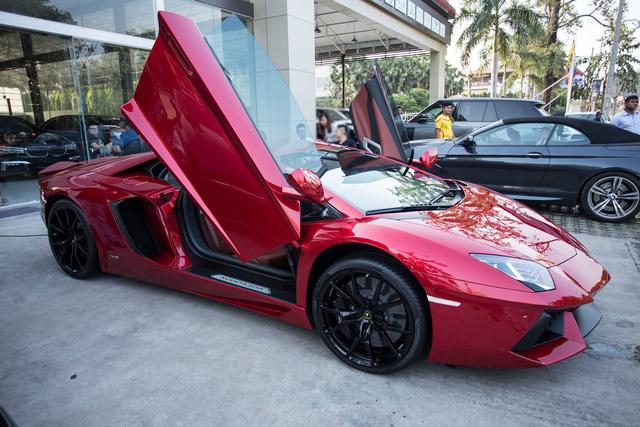 Một vòng tham quan những showroom siêu xe, xe siêu sang đại gia Campuchia thường lui tới - Ảnh 5.