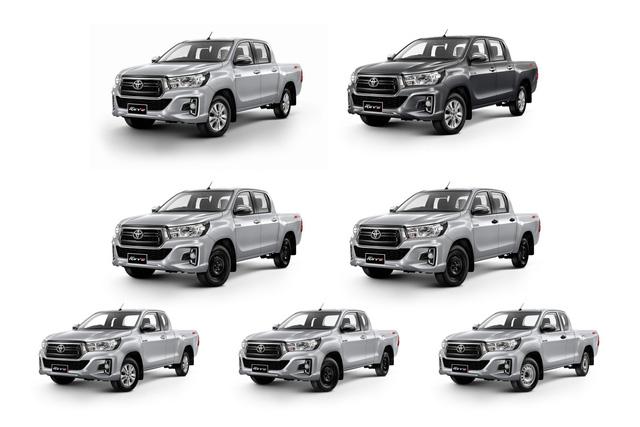 Toyota Hilux facelift mở bán tại Thái Lan, sắp xuất hiện tại Việt Nam? - Ảnh 1.