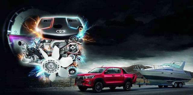 Toyota Hilux facelift mở bán tại Thái Lan, sắp xuất hiện tại Việt Nam? - Ảnh 2.