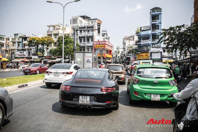 Đại gia Sài Gòn ra biển cho Porsche 911 Carrera GTS thứ tư Việt Nam - Ảnh 1.