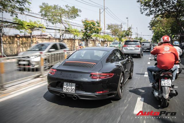 Đại gia Sài Gòn ra biển cho Porsche 911 Carrera GTS thứ tư Việt Nam - Ảnh 4.