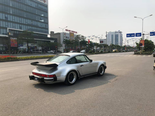 Đây là những điều cần biết về hàng độc Porsche 930 Turbo vừa bất ngờ xuất hiện tại Việt Nam - Ảnh 1.