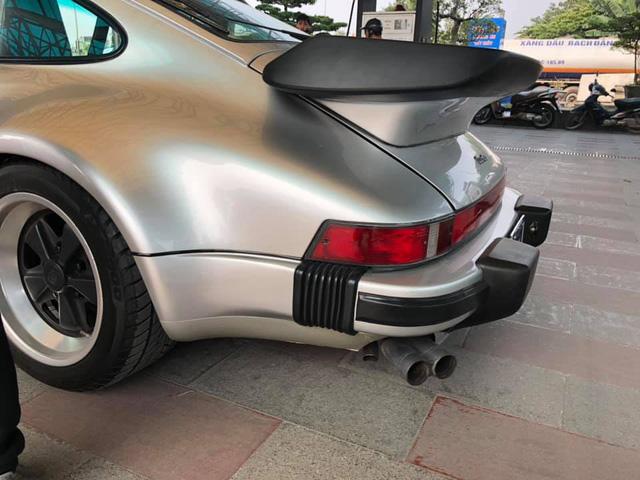 Đây là những điều cần biết về hàng độc Porsche 930 Turbo vừa bất ngờ xuất hiện tại Việt Nam - Ảnh 2.