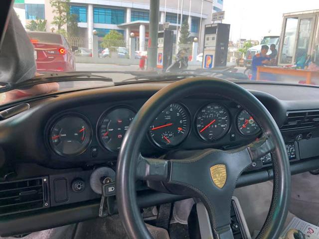 Đây là những điều cần biết về hàng độc Porsche 930 Turbo vừa bất ngờ xuất hiện tại Việt Nam - Ảnh 7.
